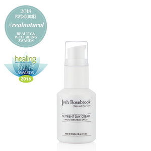 Josh Rosebrook Nutrient Day Cream SPF30 | Ambrosia | Hong Kong