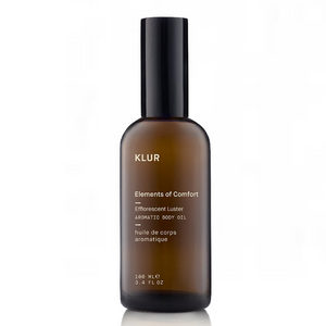 KLUR Elements of Comfort Botanical Body Oil | Ambrosia | Hong Kong