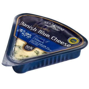 Danish Blue Cheese Table Pack 100g St. Clemens