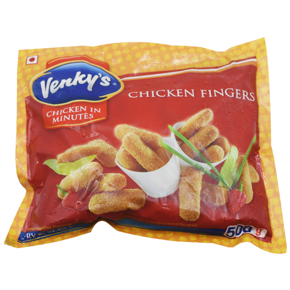 Chicken Finger, 500 g Venkys
