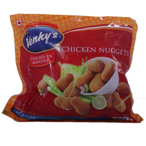 Chicken Nuggets 500 g Pouch Venkys