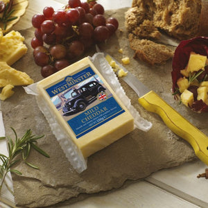 Cheddar MILD White Cheese 200g Westminster