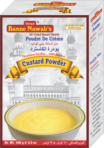 Custard Powder 100g Banne Nawab