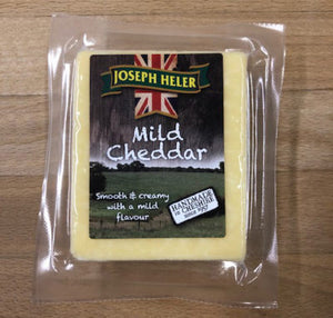 Joseph Heler White Cheddar Portion