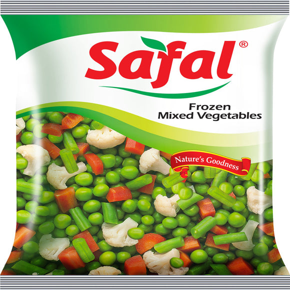 Mixed Vegetable 500g  Safal