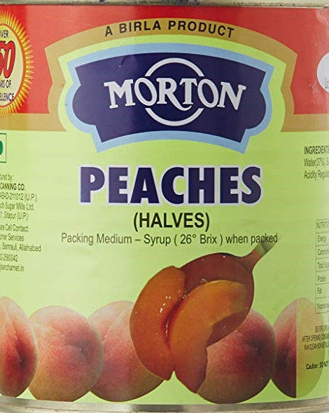 Peaches 850g Morton