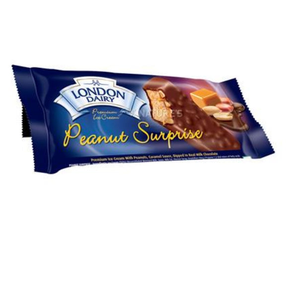 Peanut Surprise Stickless 75ml London Dairy