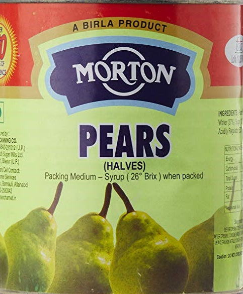 Pears Sliced 850g Morton