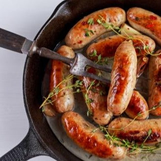 Tanny's Pork Sausages 250g