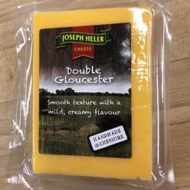 Joseph Heler Double Gloucester Portion