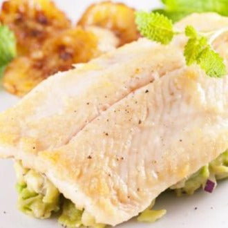 Atlantic Cod Fillets Frozen