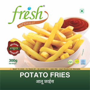Potato Fries 300g Fresh