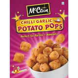 Chilli Garlic pops 1 kg McCain