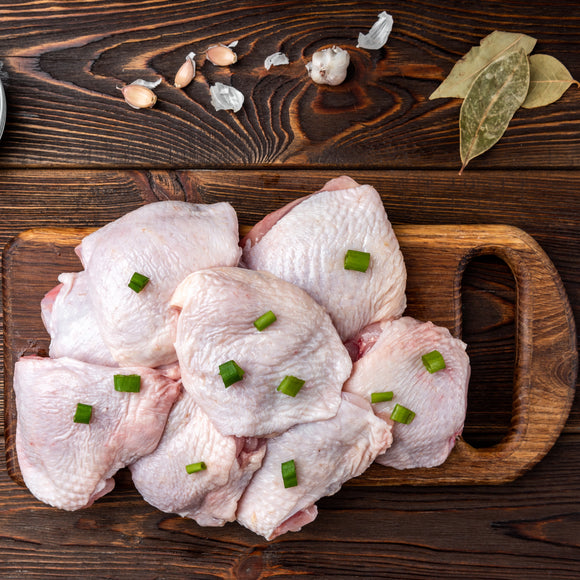 Chicken Thigh (Leg) Boneless 2Kg Frozen