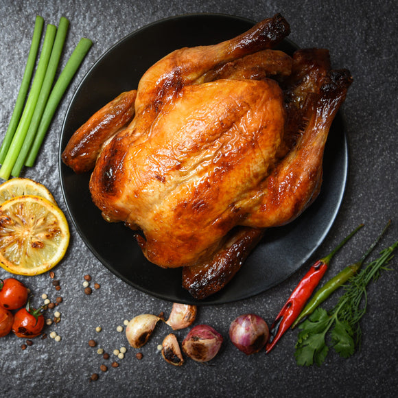 Whole Chicken - Skin On Price Per Kg
