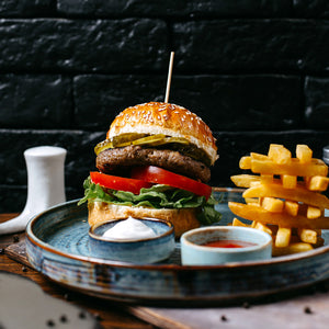 Lamb & Mint Burger 4*100g
