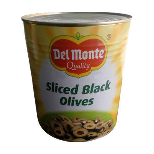 Sliced Black Olives 3Kg