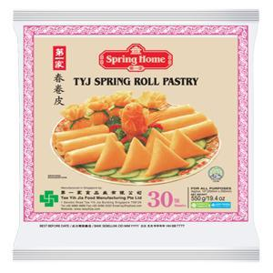 TYJ Spring Roll sheets 250mm 250g