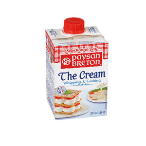 Paysan Breton French Whipping Cream 200 ml