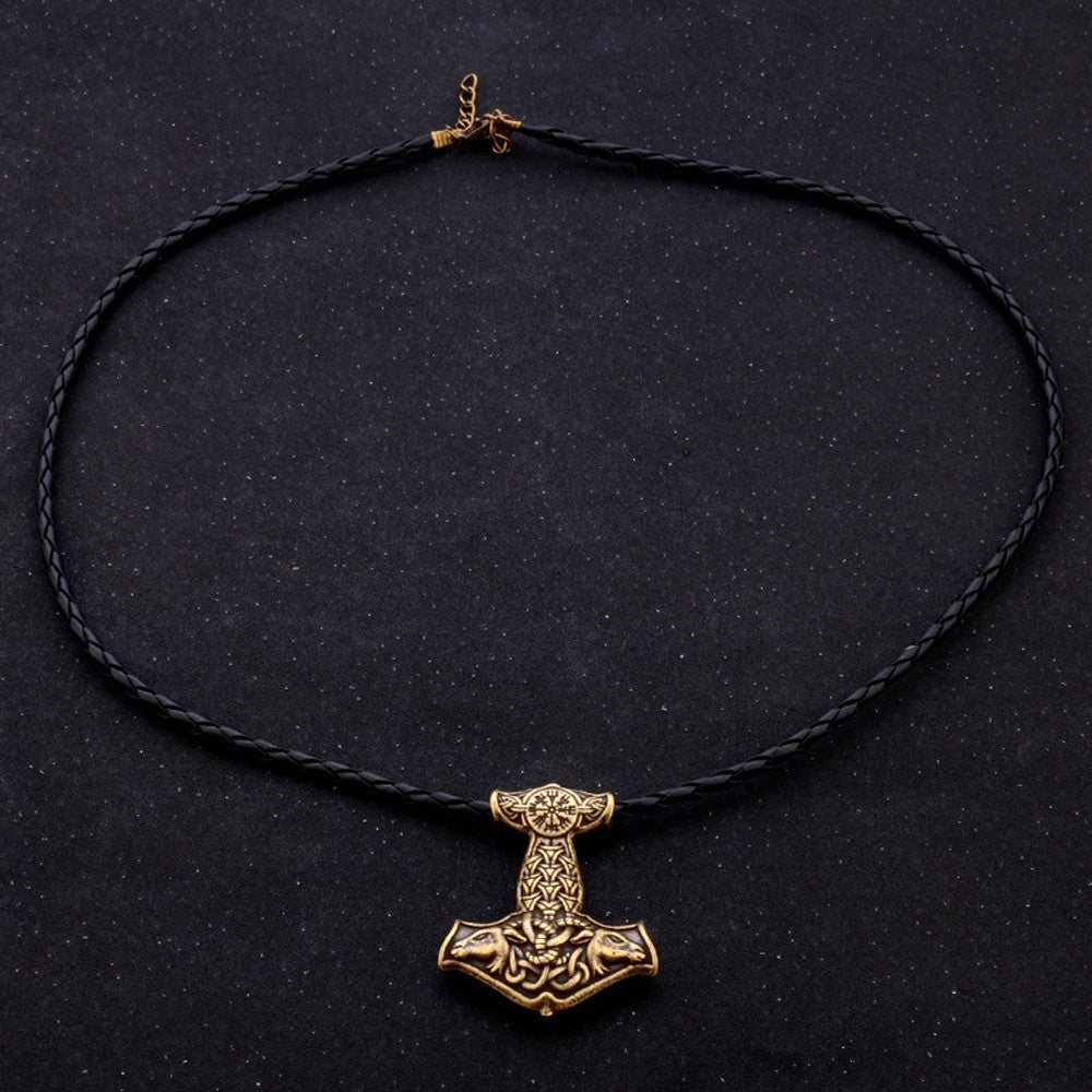 necklace pendant ring thors thor rune s frontpage hammer hammers merch collections viking