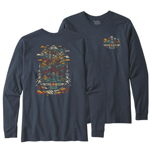 Yo Colorado 14er Long Sleeve T-Shirt