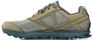 Altra Lone Peak Waterproof Green - Inside Profile