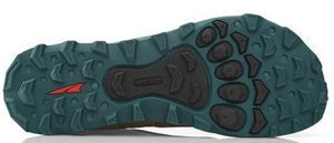 Altra Lone Peak Waterproof Green - Outsole