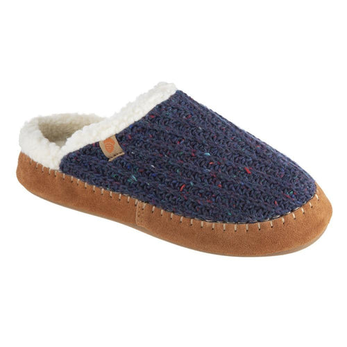 Acorn Camden Clog Slipper - Navy Blue
