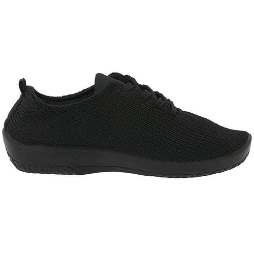 Arcopedico LS Lace Up - Black right
