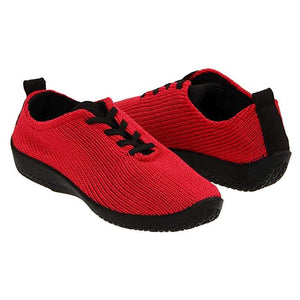 Arcopedico LS 1151 Lace Up - Red pair