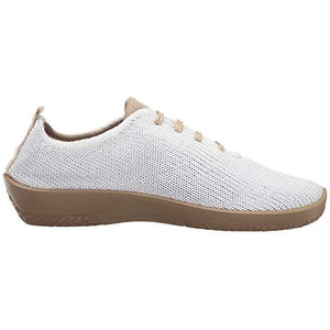 Arcopedico LS 1151 Lace Up - White / Beige right