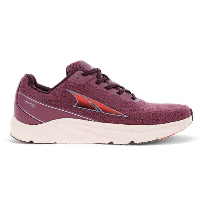 Altra Rivera Running Shoe - Rose / Coral