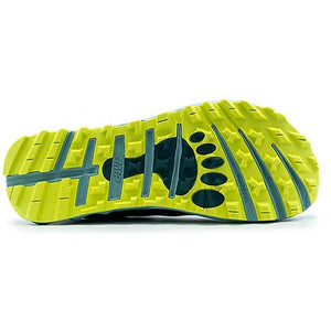 Altra Timp 2 Trail Running Shoe - Teal / Lime