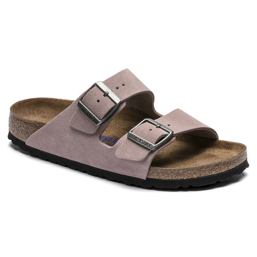 Birkenstock Arizona Soft Footbed Sandal - Lavender Blush