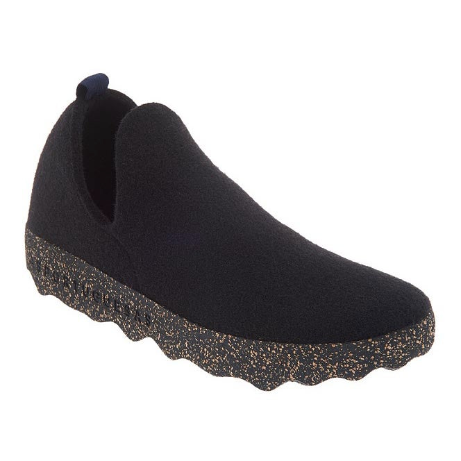 Asportuguesas City Slip On Shoe - Black
