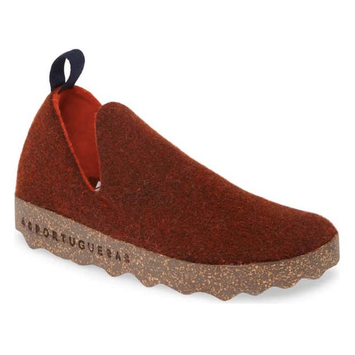 Asportuguesas City Slip On Shoe - Rust