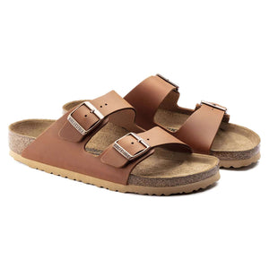 Birkenstock Arizona - Antique Cognac pair 2