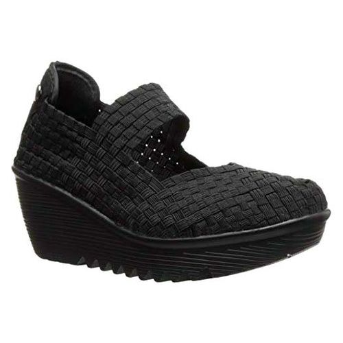 Bernie Mev Lulia Wedge - Black
