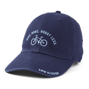 Life is Good Bike More Chill Cap