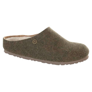 Birkenstock Kaprun Happy Lamb Clog - Double Face Khaki