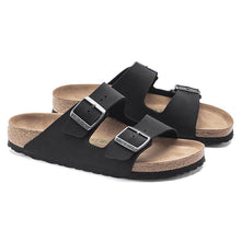 Birkenstock Arizona Vegan Sandal - Black 4