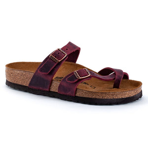 Birkenstock Mayari Zinfandel Leather