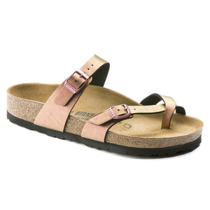 Birkenstock Mayari Sandal - Graceful Gem Red Birko-Flor