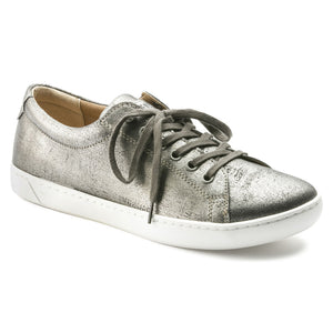 Birkenstock Arran Sneaker - Silver Leather
