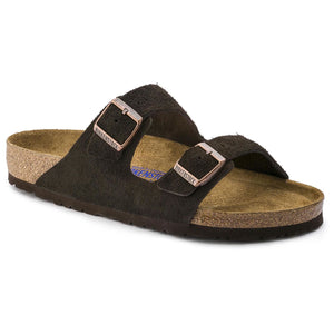 Birkenstock Arizona Soft Footbed Sandal - Mocha Suede