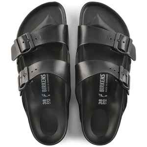 Birkenstock Arizona EVA Sandal - Black Top View