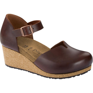 Birkenstock Mary Wedge - Cognac