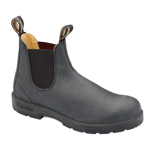 Blundstone Super 550 Boot - Rustic Black