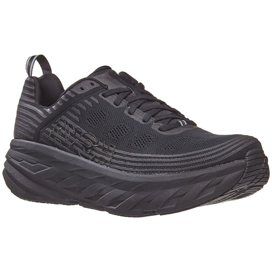 Hoka One One Bondi Black Slight Right