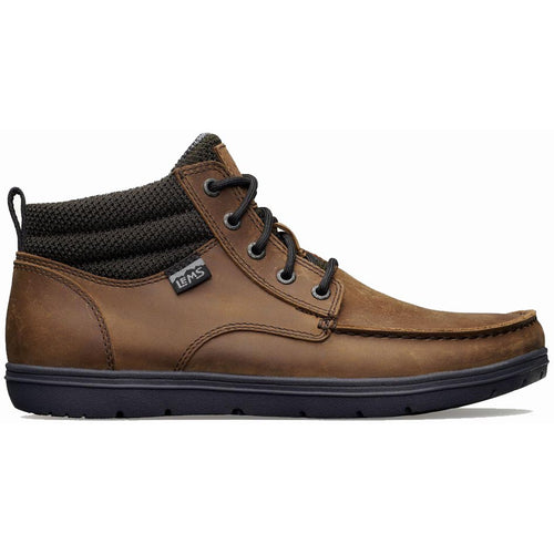 Lems Boulder Boot Mid - Weathered Umber